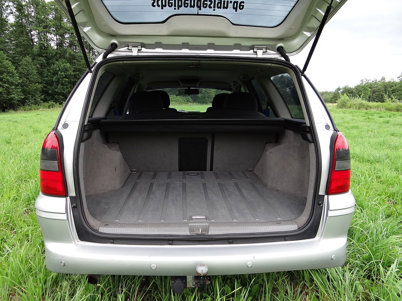 Wonderful File:Opel Vectra B Caravan 1.6 Edition2000 (16)