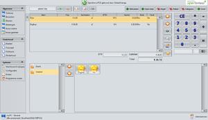 Openbravo -  Interface Openbravo POS