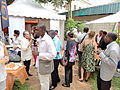 Opening of the Espace WikiAfrica in Douala 24.JPG