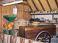 Openluchtmuseum Ellert en Bammert te Schoonoord - Verzameling bakkerij gereedschap.jpg