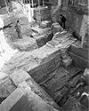 opgraving in zuid-oost zijde, kooromgang - arnhem - 20024572 - rce
