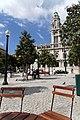 Oporto - Palacio municipal desde el boulevard - 20110424 153843.jpg