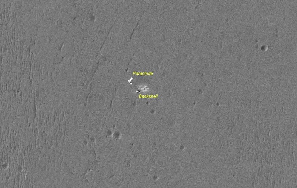 Opportunity landing site4