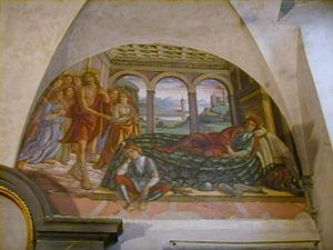 San Martino del Vescovo - Fresco