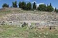 Orchomenos Boeotia AncientGreekTheater 001 EastView.jpg