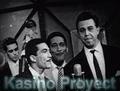 Orlando Reyes, Fernando Alvarez y Roberto Espí en el Show del Mediodía, 1956..png
