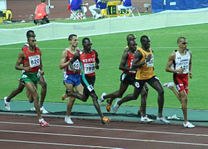 World Athletics Championships 2007 in Osaka - ...