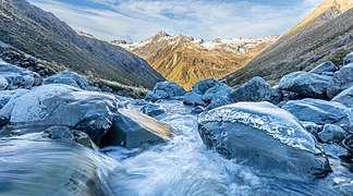 Otira River in Arthur's Pass National Park, New Zealand.jpg