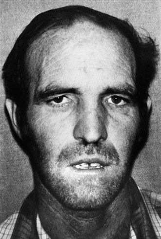 Serial killer - Mug shot of serial killer, cannibal, and necrophile Ottis Toole.