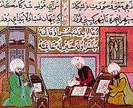 Ottoman miniature painters