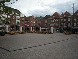 Oude Markt in Venlo