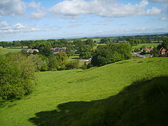 Over looking North Grimston June 2009 (Nigel Coates).jpg