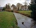 Overzicht watermolen, met op de voorgrond de Jeker - Maastricht - 20405768 - RCE.jpg