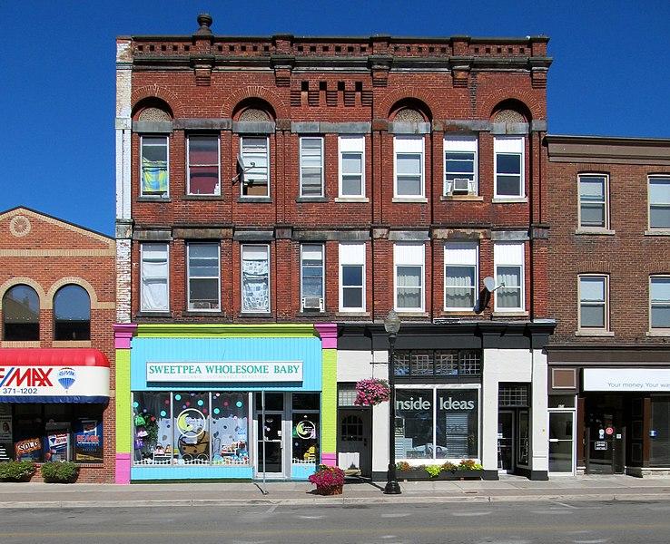 File:Owen Sound Second Avenue 2012.jpg