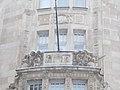 Pénzügyminisztérium, DK-i sarok, 3. emelet, puttók, 2019 Lipótváros.jpg