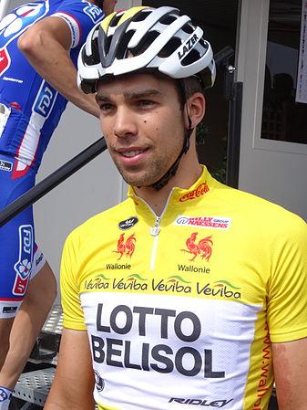 Péronnes-lez-Antoing (Antoing) - Tour de Wallonie, étape 2, 27 juillet 2014, départ (C075).JPG