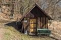 Pörtschach Winklern Quellweg ehemaliges Bienenhaus 18022020 8338.jpg