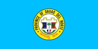 Davao del Norte Province in Davao Region, Philippines