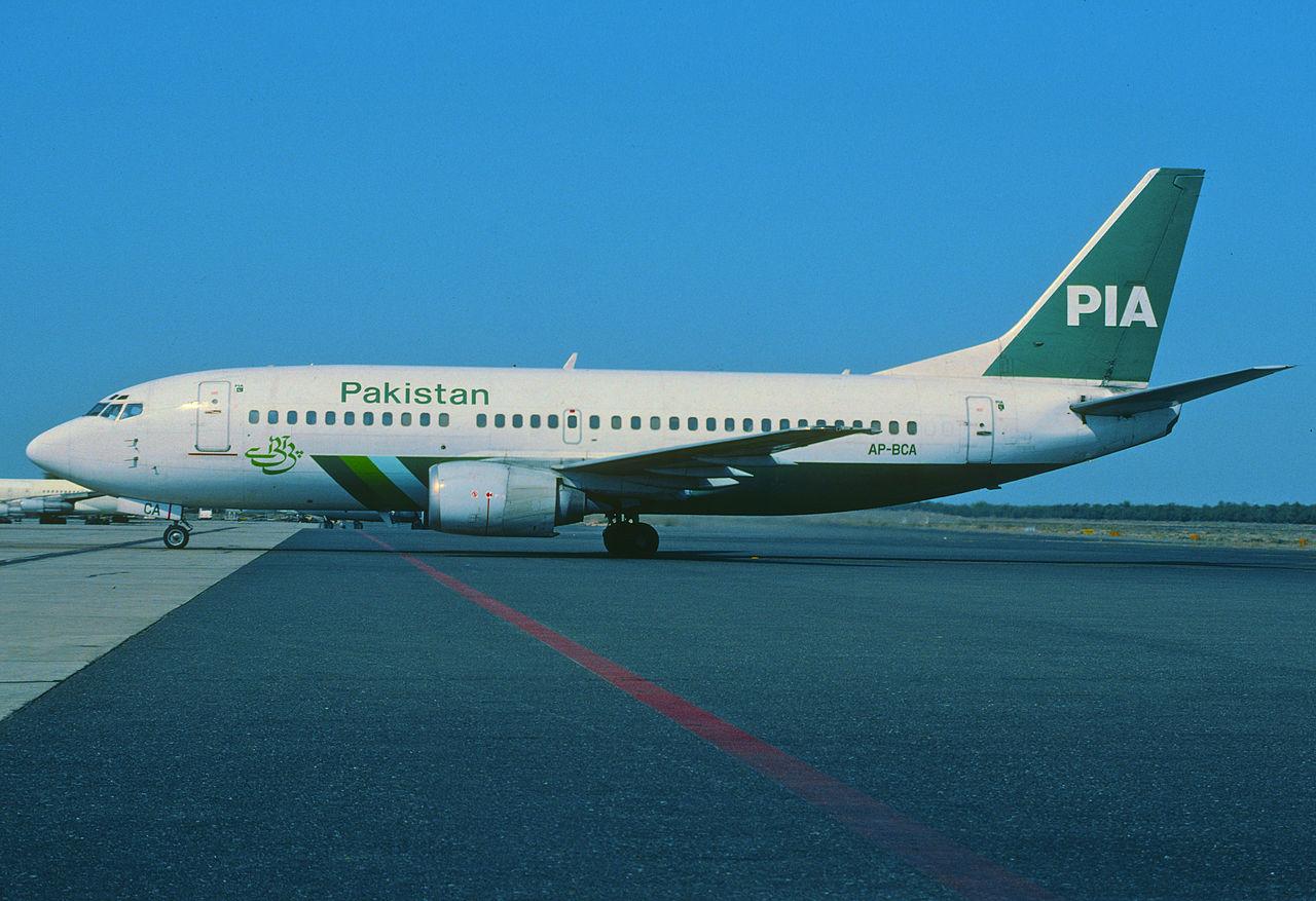 wiki pakistan international airlines