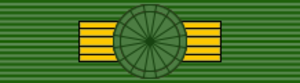 Order of Aviz - Image: PRT Military Order of Aviz Grand Cross BAR