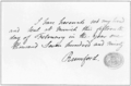 PSM V73 D045 Autograph and seal of rumford.png