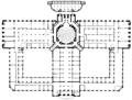 PSM V80 D105 Ground plan of the national museum 1912.png