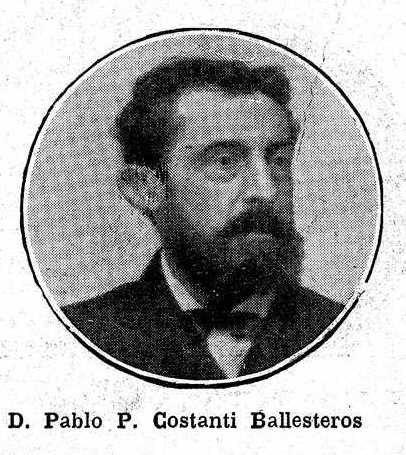Pablo Pérez Constanti, 1910