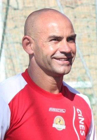 Paco Jémez - Image: Paco Jémez. Marbella Football Center