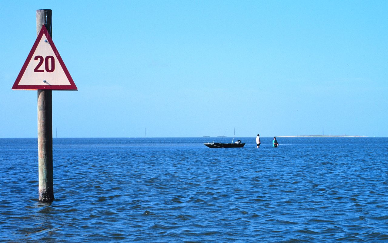 Padre Island National Seashore Camping Winter