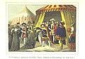 Page135 Die Gemahlin des gefangenen Kurfürsten Johann Friedrich des Großmüthigen vor Kaiser Karl V.jpg