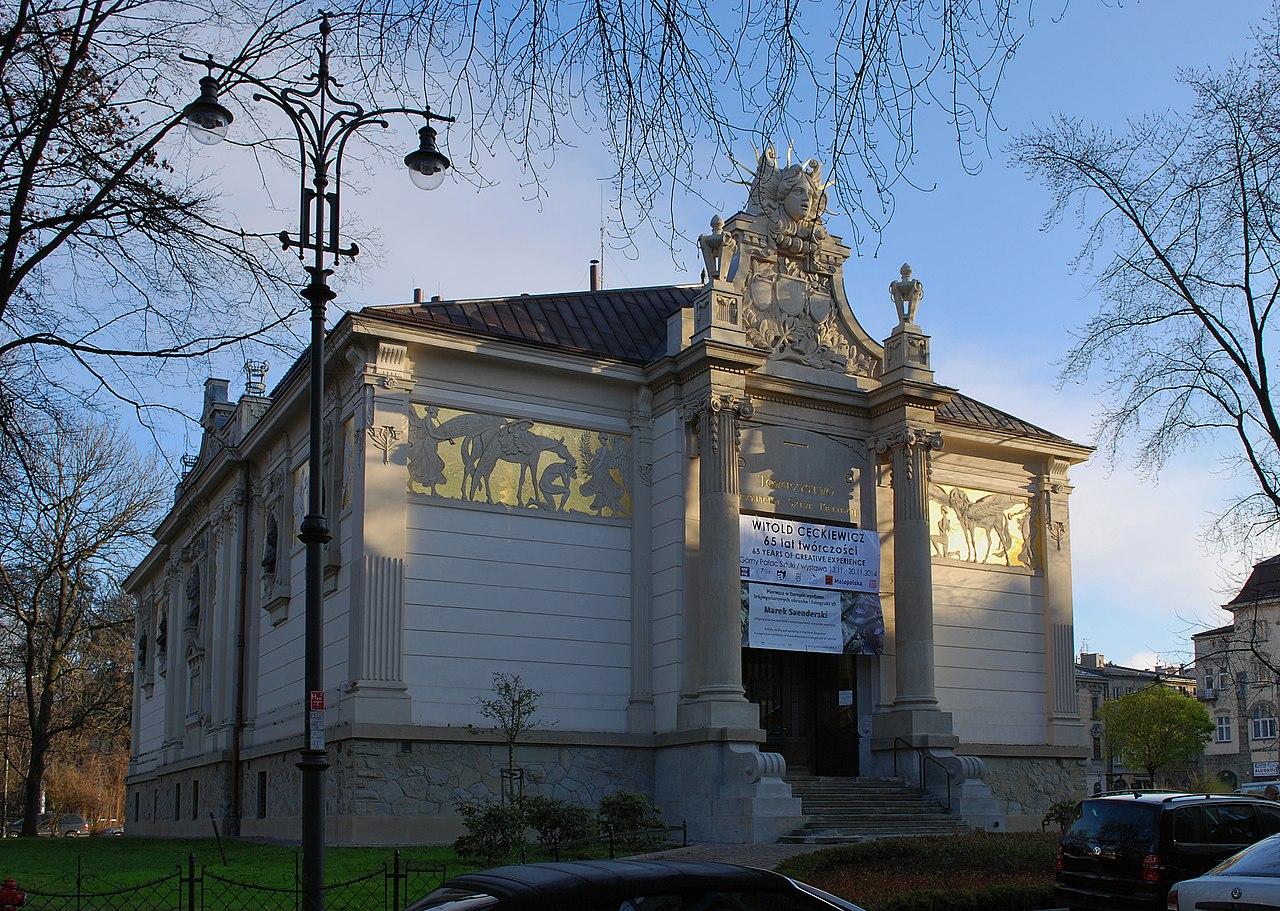 Galerie w Krakowie