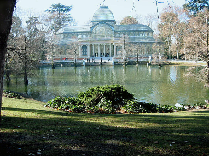 File palacio de cristal wikimedia commons for Jardines del palacio de cristal oporto