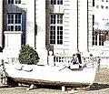 Palazzo Ducale (Genova) particolare di gozzo su uscita Piazza G.Matteotti.jpg