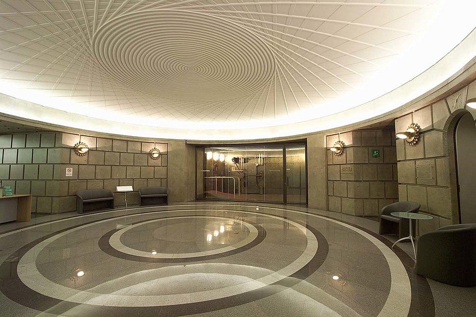 Palazzo delle colonne, interno 19