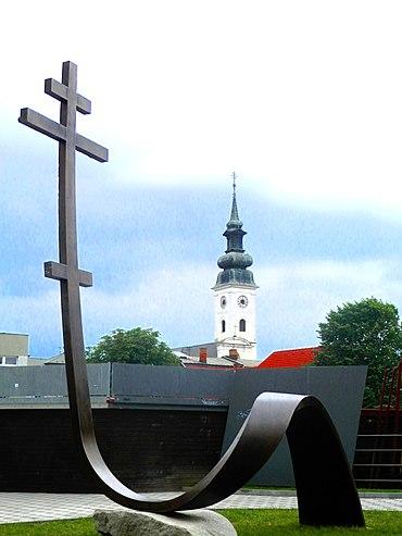 Pamätník gréckokatolíckej cirkvi Prešov 18 Slovakia7.jpg