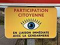 Panneau Participation Citoyenne Route Roche - Solutré-Pouilly (FR71) - 2021-03-02 - 1.jpg