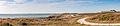 Panoramique sur le fort du loch.jpg
