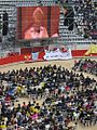 Pantalla gegant Monumental bcn Benet XVI red 25.JPG