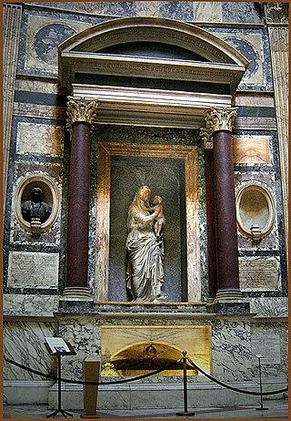 Pantheon, Rome5
