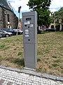 Pardubice, náměstí Republiky, parkovací automat.jpg
