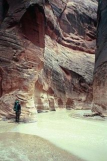 Paria River river in southern Utah and northern Arizona