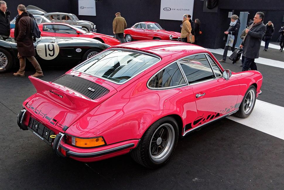 Paris - RM auctions - 20150204 - Porsche 911 Carrera RS 2.7 Touring - 1973 - 005