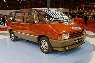 Renault Espace - 1984 Espace 2000 TSE