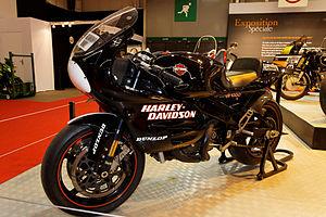 Harley-Davidson VRSC - VR-1000 racing superbike