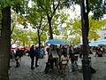 Paris 75018 Place du Tertre umbrellas 2012-11-5230.jpg