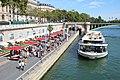 Paris Plages 2016 sur la Voie Pompidou à Paris le 14 août 2016 - 25.jpg