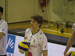 Paris Volley - Rennes Volley 35, Championnat de France - 5 March 2014 - 10.JPG