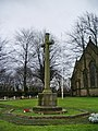Parish Church of St Peter, Chorley, War Memorial - geograph.org.uk - 664473.jpg