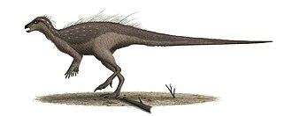 Parksosaurus - Life restoration of Parksosaurus warreni