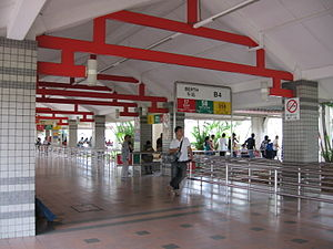 Pasir Ris Bus Interchange, Sep 06.JPG